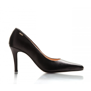 Bijou Joy - Leather Court Shoe