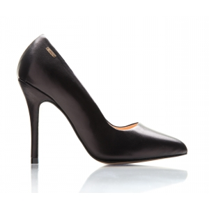 Bijou Margot - Leather Court Shoe