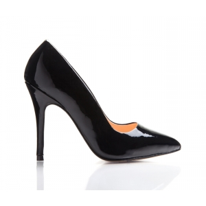 SAMPLE SALE - Margot - Leather Patent Court Shoe