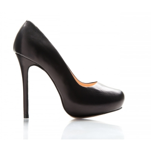 SAMPLE SALE - Bijou Pennie - Leather Platform Shoe